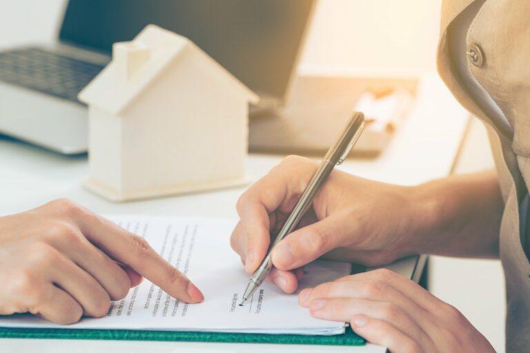 liability contract signature